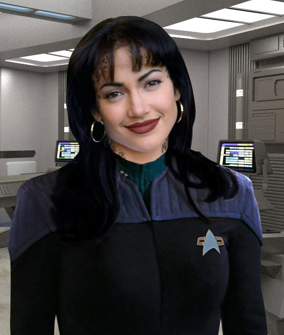 Lieutenant Alara Samar
